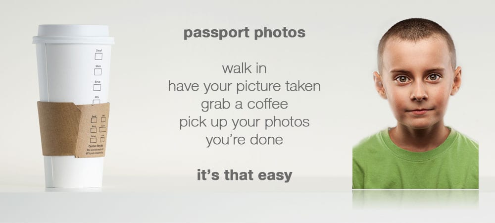 Vancouver's best passport photos from as low as $8.95