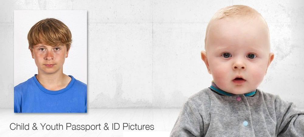 The best child passport photos in Vancouver for $12